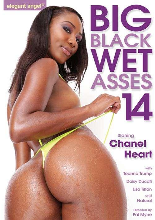Big Black Wet Asses! 14