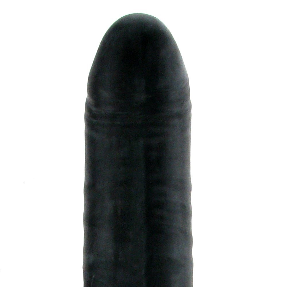 Colt Hefty Probe Inflatable Butt Plug - Black  Sex Toys At Adult Empire-2645