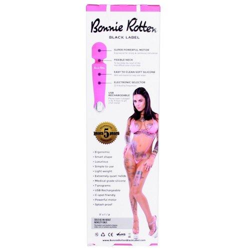 Bonnie Rotten Black Label Bonnie Wand Sex Toys All'adulto-4938