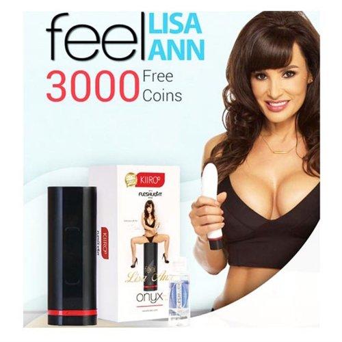 free film sex lisa ann fleshlight