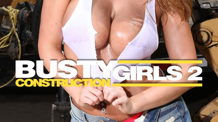 Behind the Scenes of Busty Construction Girls 2