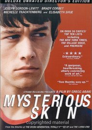 Mysterious Skin: Deluxe Unrated Director's Edition Boxcover