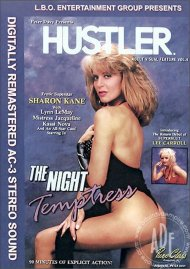 Night Temptress, The Boxcover