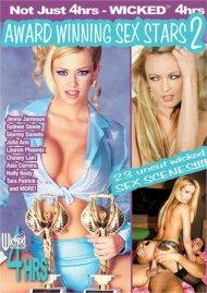 Award Winning Sex Stars 2 Boxcover