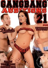 Gangbang Auditions #21 Boxcover