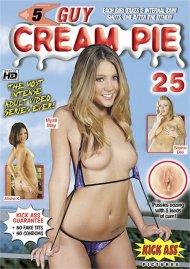 5 Guy Cream Pie 25 porn video from Kick Ass.