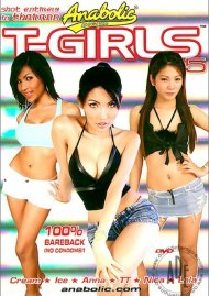 T-Girls 5 Boxcover
