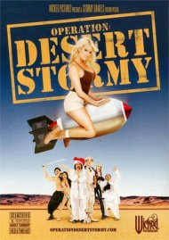 Operation: Desert Stormy porn video from Wicked Pictures.