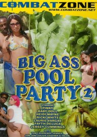 Big Ass Pool Party 2 Boxcover