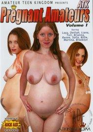 ATK Pregnant Amateurs Boxcover