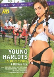 Young Harlots In Detention Boxcover
