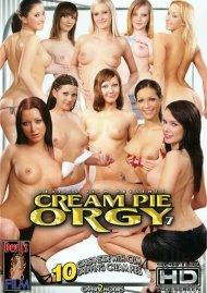 Cream Pie Orgy 7 Boxcover
