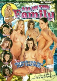 All In The Family porn video from Notorious Productions.