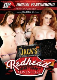 Jack's Redhead Adventure porn video from Digital Playground.