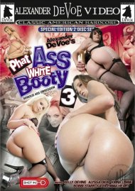Phat Ass White Booty 3 Boxcover