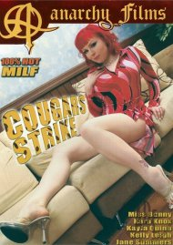 Cougars Strike Boxcover