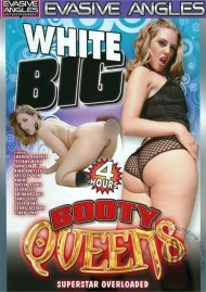 White Big Booty Queens Boxcover