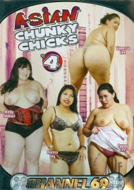 Asian Chunky Chicks 4 Boxcover