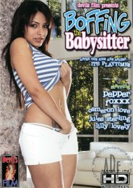 Boffing The Babysitter Boxcover