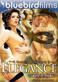 Elegance porn video from Bluebird Films.