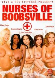 Nurses Of Boobsville Boxcover