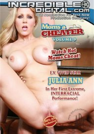 Moms a Cheater Vol. 9 Boxcover