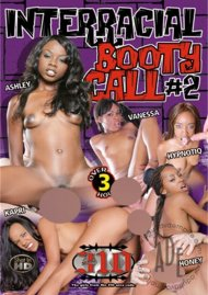 Interracial Booty Call #2 Boxcover