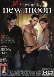 This Isn't The Twilight Saga: New Moon - The XXX Parody Boxcover