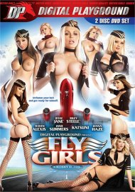 Fly Girls porn video from Digital Playground.