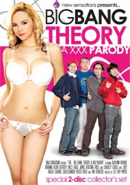 Big Bang Theory: A XXX Parody Boxcover