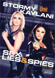 Sex Lies & Spies Boxcover