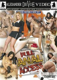Full Anal Access Boxcover