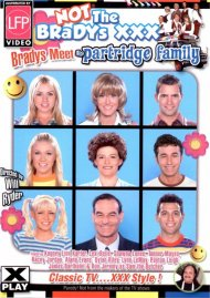 Not The Bradys XXX: Brady's Meet the Partridge Family Boxcover
