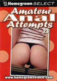 Anal attempts 23 amateur