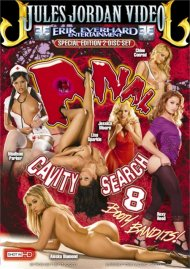 Anal Cavity Search 8 Boxcover