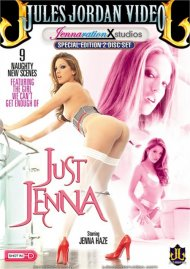Just Jenna Boxcover
