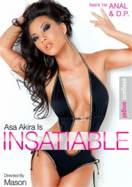 Asa Akira Is Insatiable Boxcover