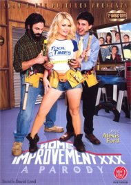 Home Improvement XXX A Parody Boxcover