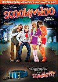 Scooby Doo: A XXX Parody Boxcover