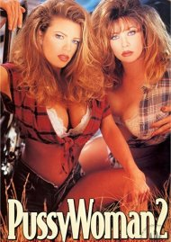 PussyWoman 2 Boxcover