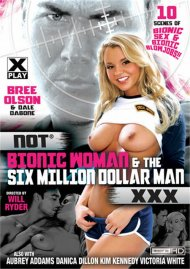 Not Bionic Woman & the Six Million Dollar Man XXX Boxcover