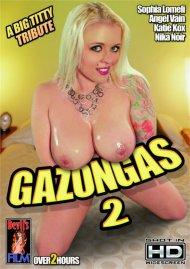 Gazongas 2 Boxcover