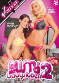 Busty Babysitters 2 Boxcover