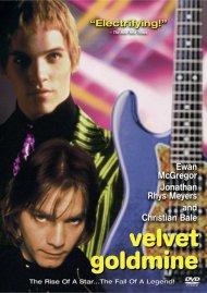 Velvet Goldmine Boxcover