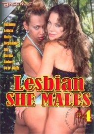Lesbian She Males #4