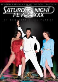 Saturday Night Fever XXX: An Exquisite Films Parody porn video from Venom Digital Media.