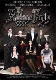 Addams Family: An Exquisite Films Parody Boxcover