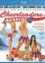 Cheerleaders Academy 2 Boxcover
