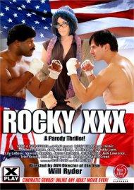 Rocky XXX Boxcover