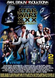 Star Wars XXX: A Porn Parody Boxcover